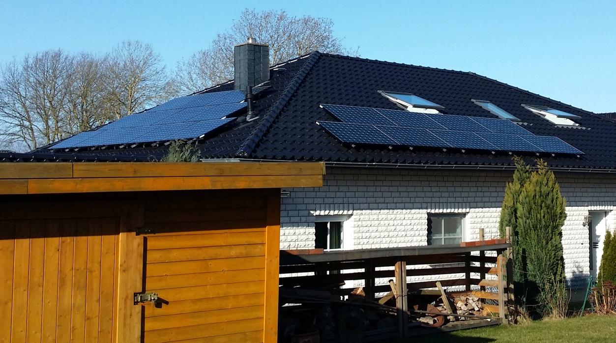 solaranlage photovoltaik in r hen solarberater. Black Bedroom Furniture Sets. Home Design Ideas